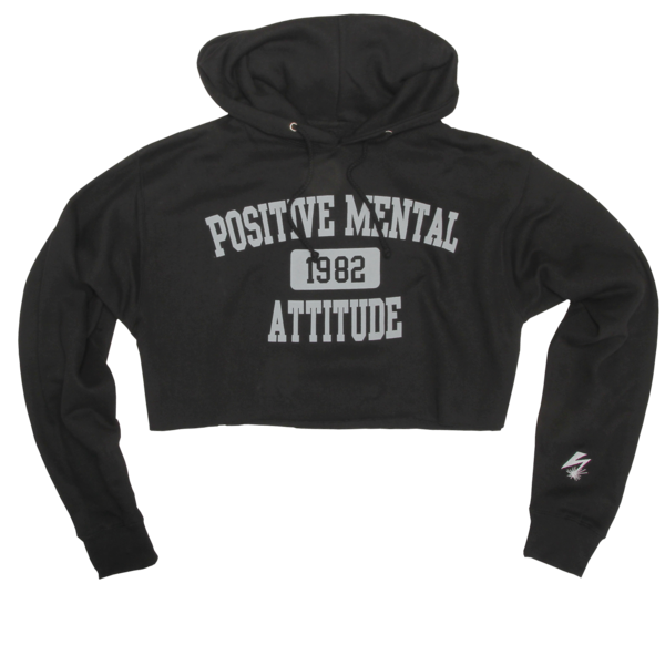 40th PMA Crop Sweatshirt