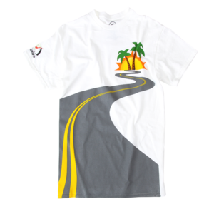 Road White T-Shirt
