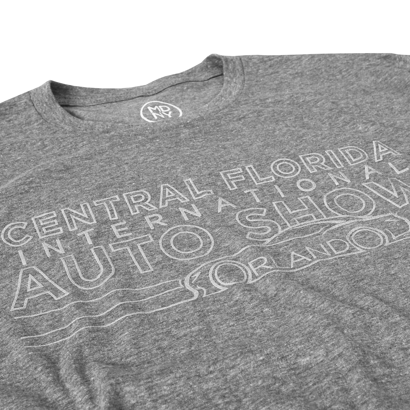 Metallic Heather Triblend T-Shirt