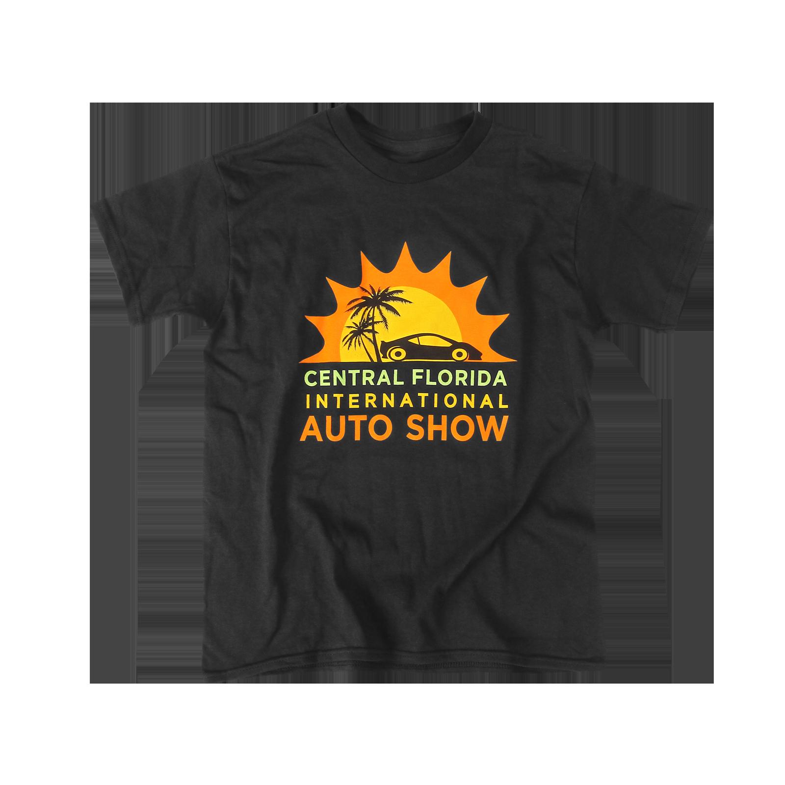 Sunshine Youth Black T-Shirt