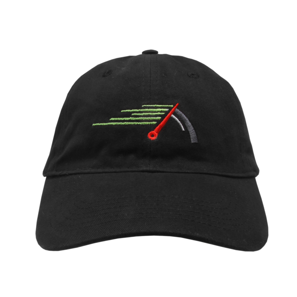 Speedometer Low Profile Hat