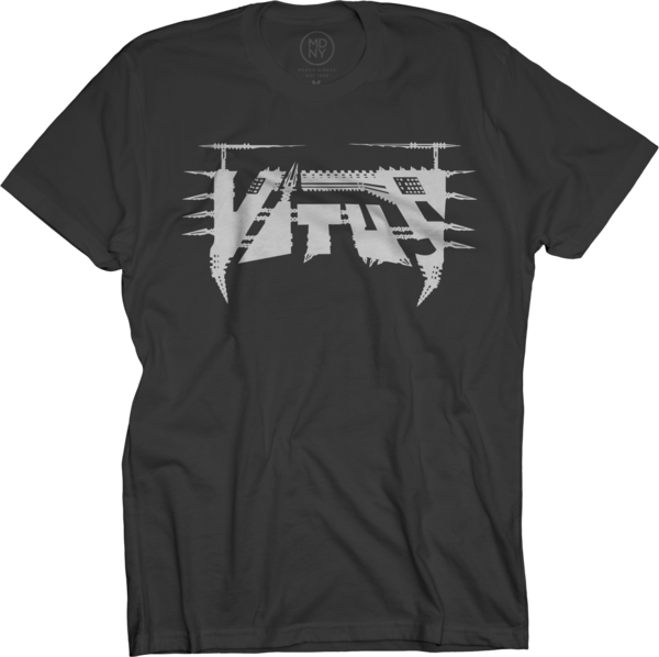 Voivod Black T-Shirt