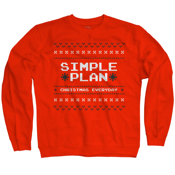 Christmas Everday Crewneck Sweatshirt