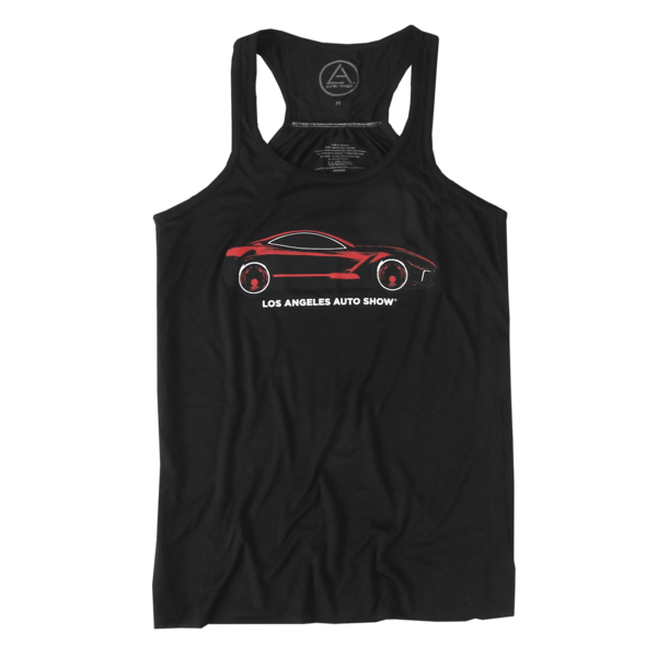 Car Women's Racerback Tank