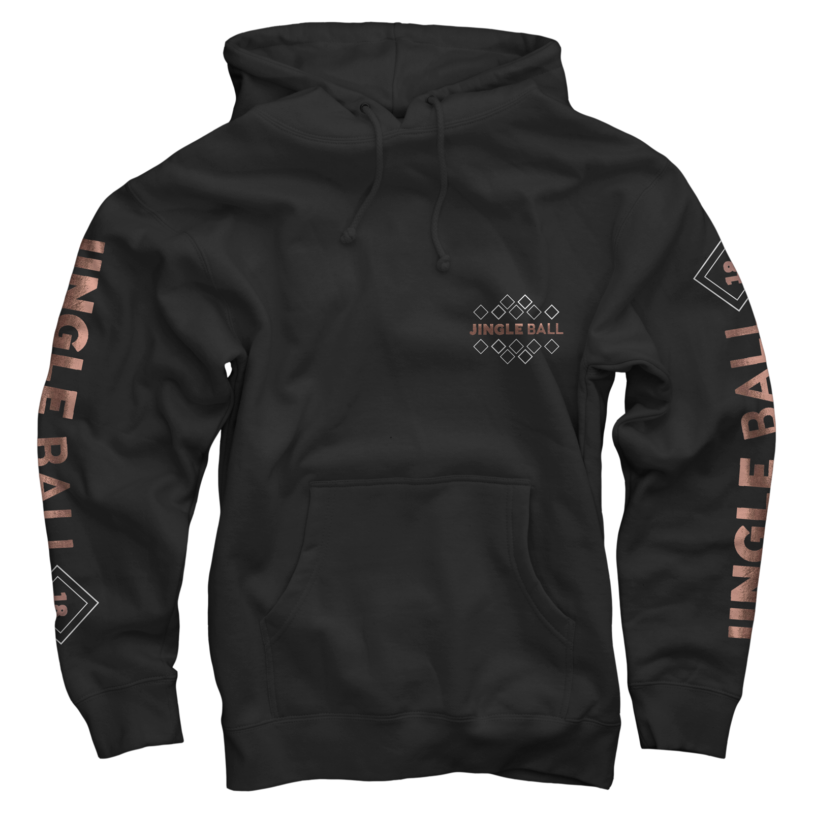 2018 Jingle Ball Tour Pullover