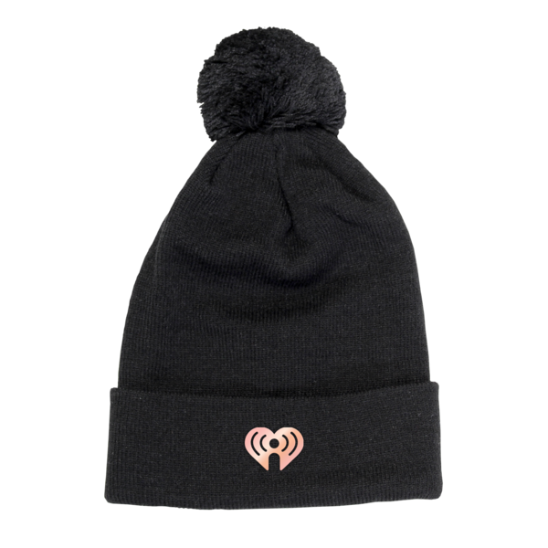 2018 Jingle Ball Tour Black Beanie