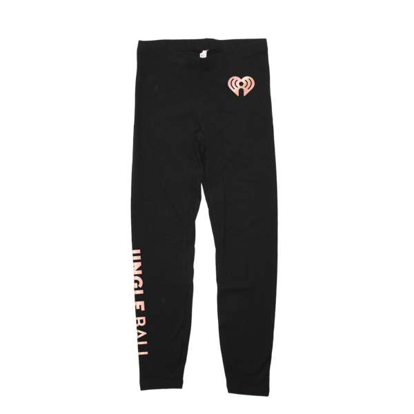 2018 Jingle Ball Tour Yoga Pant