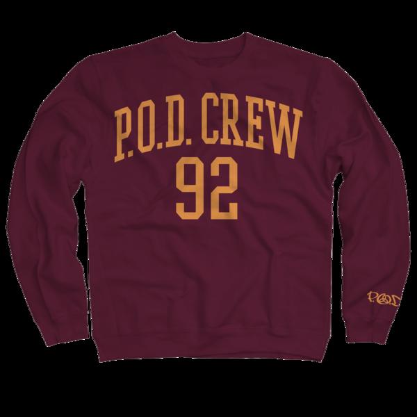 P.O.D. Crew Sweater