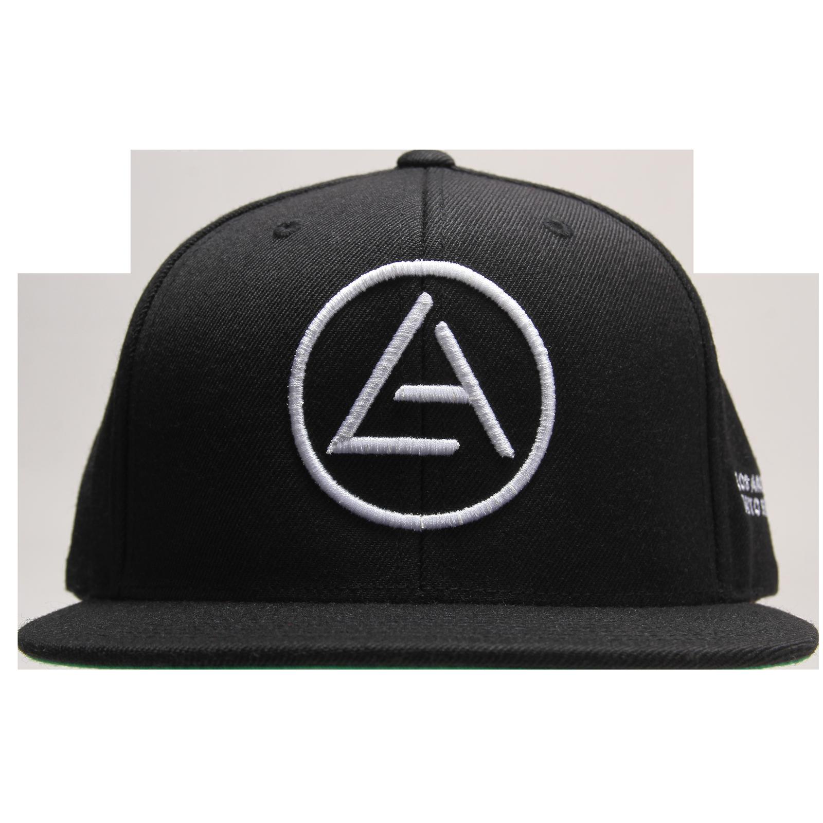Flat Brim Snapback Hat