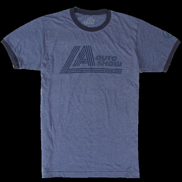 2018 TriBlend Ringer T-Shirt