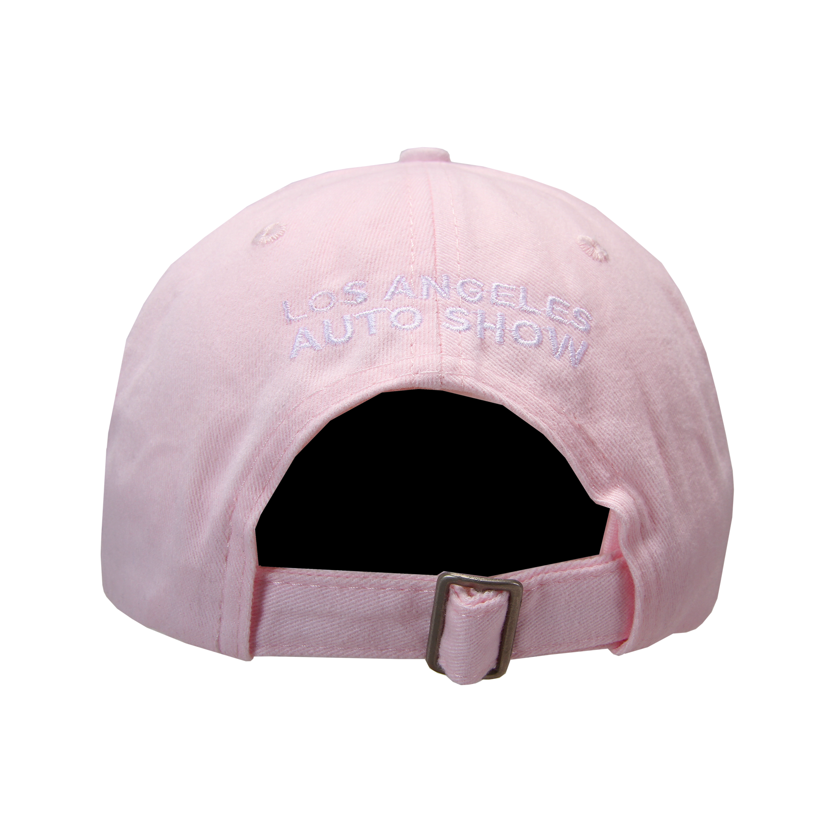 2018 Embroidered Light Pink Dad Hat