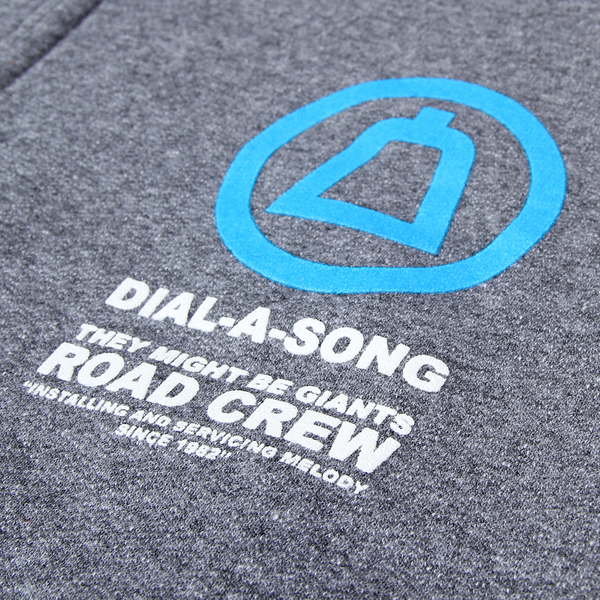 Dial-A-Song Sweatshirt Graphite Heather