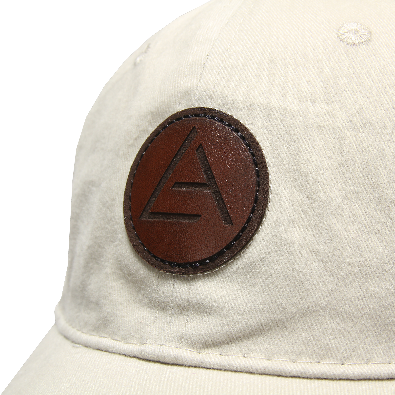 Embossed Patch Stone Dad Hat