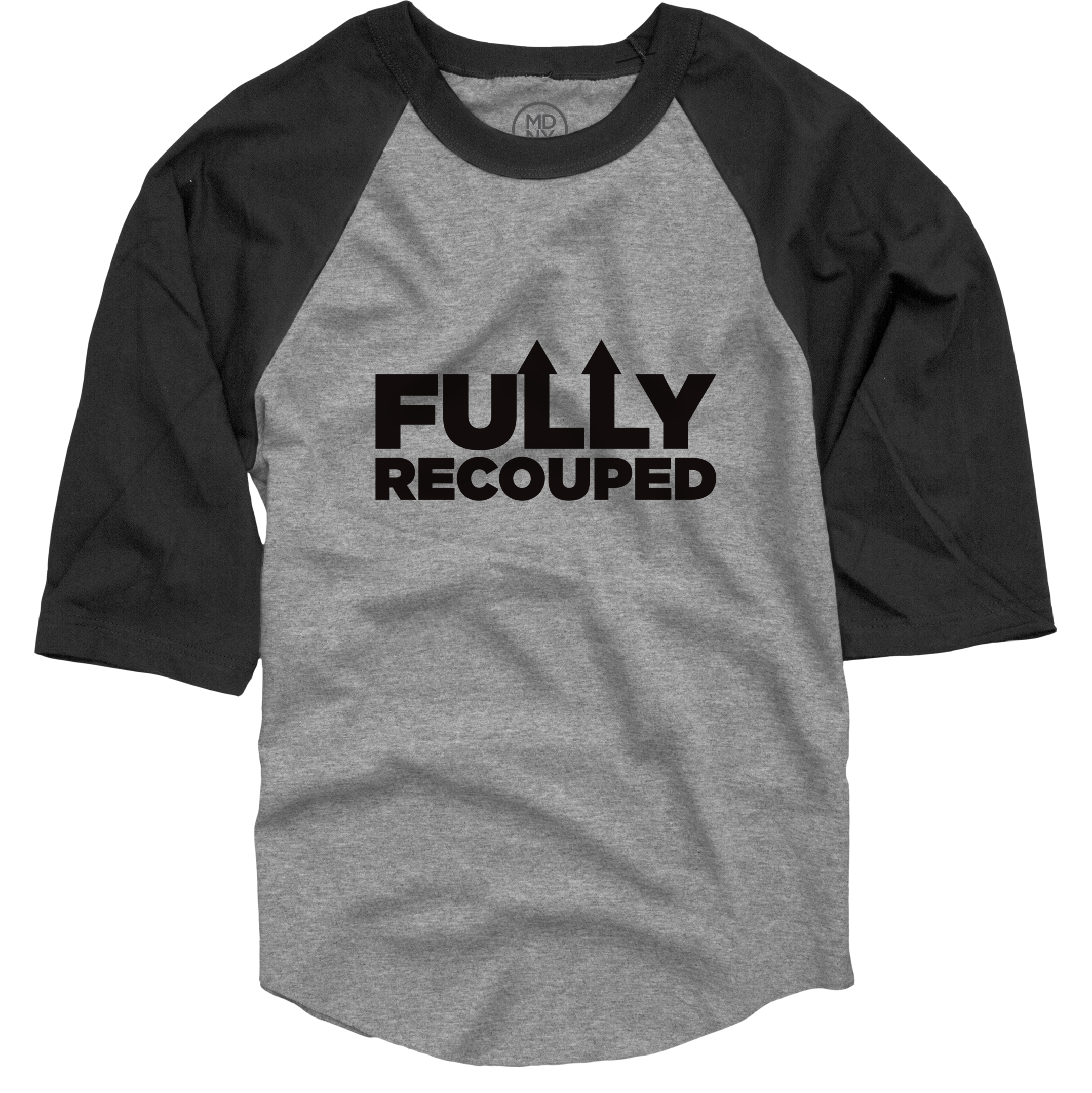 Fully Recouped Raglan