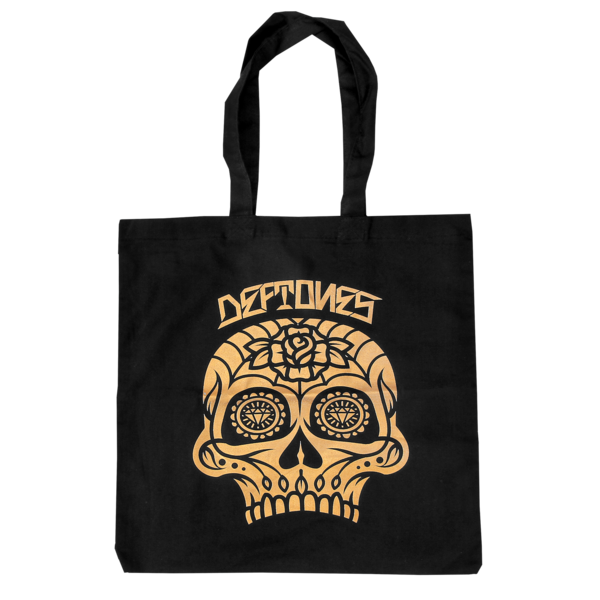 DDLD Black Tote Bag