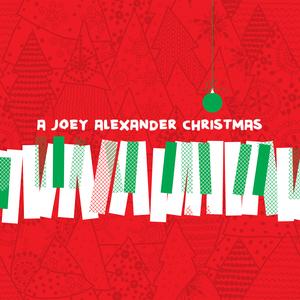 A Joey Alexander Christmas EP + Eclipse (men's) Black T-Shirt