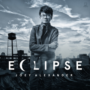 A Joey Alexander Christmas EP + Eclipse (CD) + Eclipse (men's) Black T-Shirt
