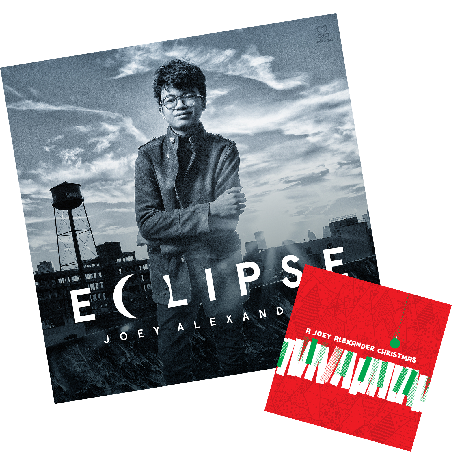 Eclipse (CD) + A Joey Alexander Christmas EP