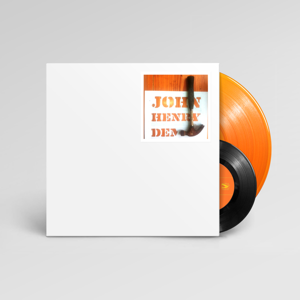 John Henry Demos LP + Download