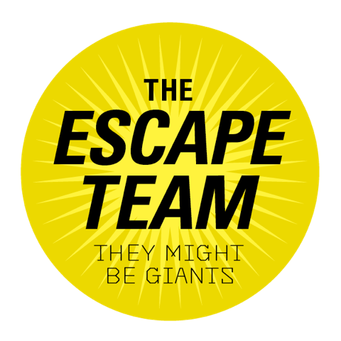 The Escape Team CD + Download
