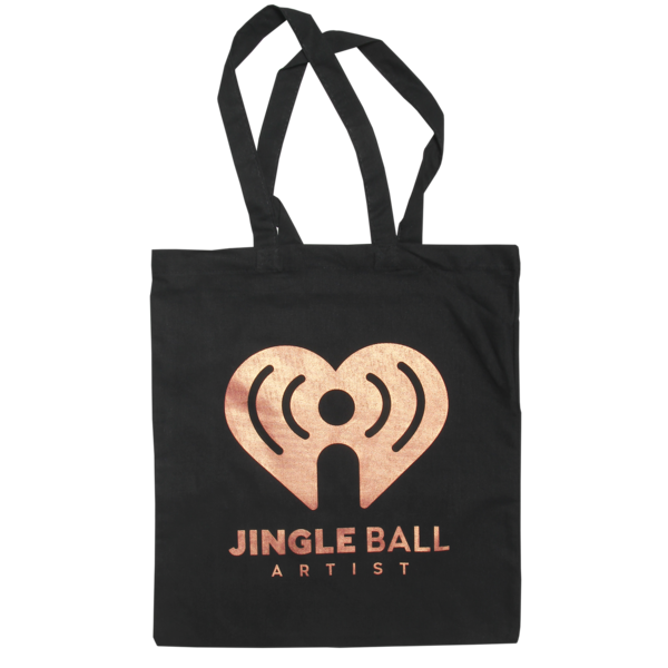 2018 Jingle Ball Tour Tote Bag