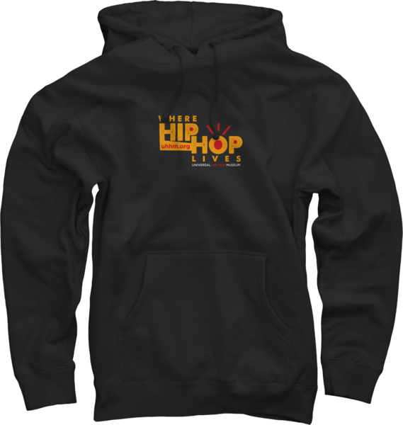 Where Hip Hop Lives - Kulture Hoody