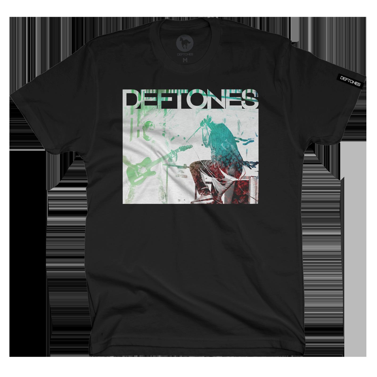 Negative Live Black T-Shirt