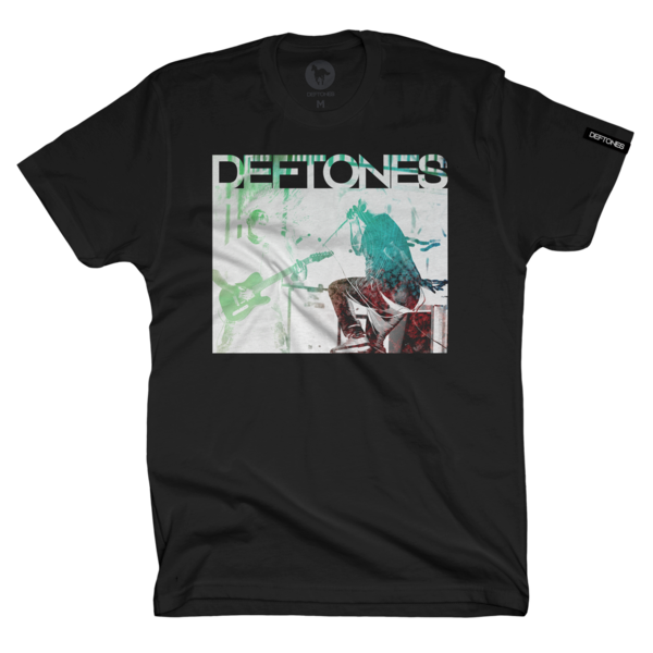 Negative Live Black T-Shirt