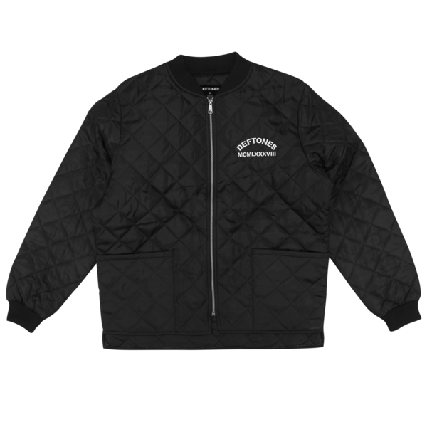 Doomed User Quilted Jacket