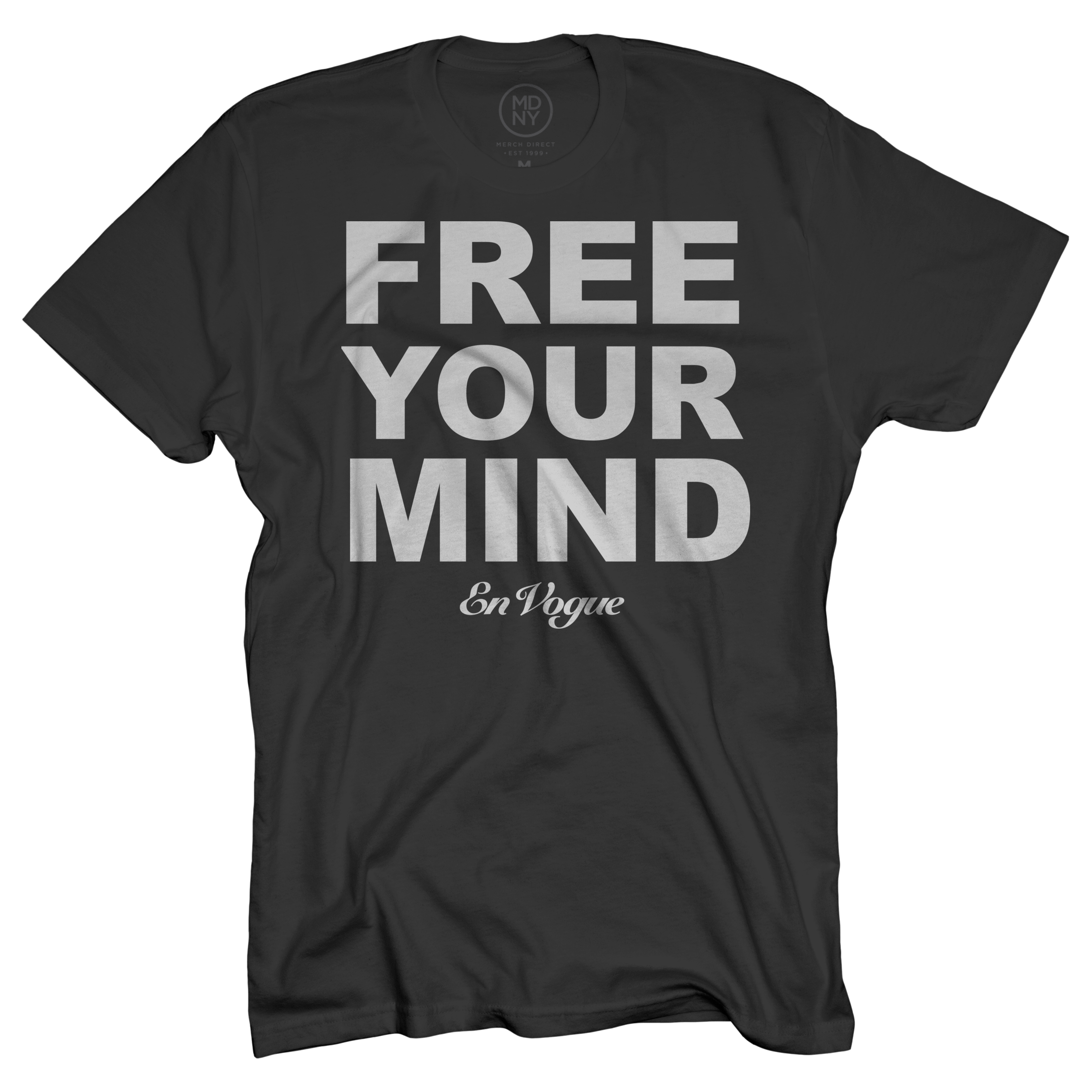 Free Your Mind Black T-Shirt