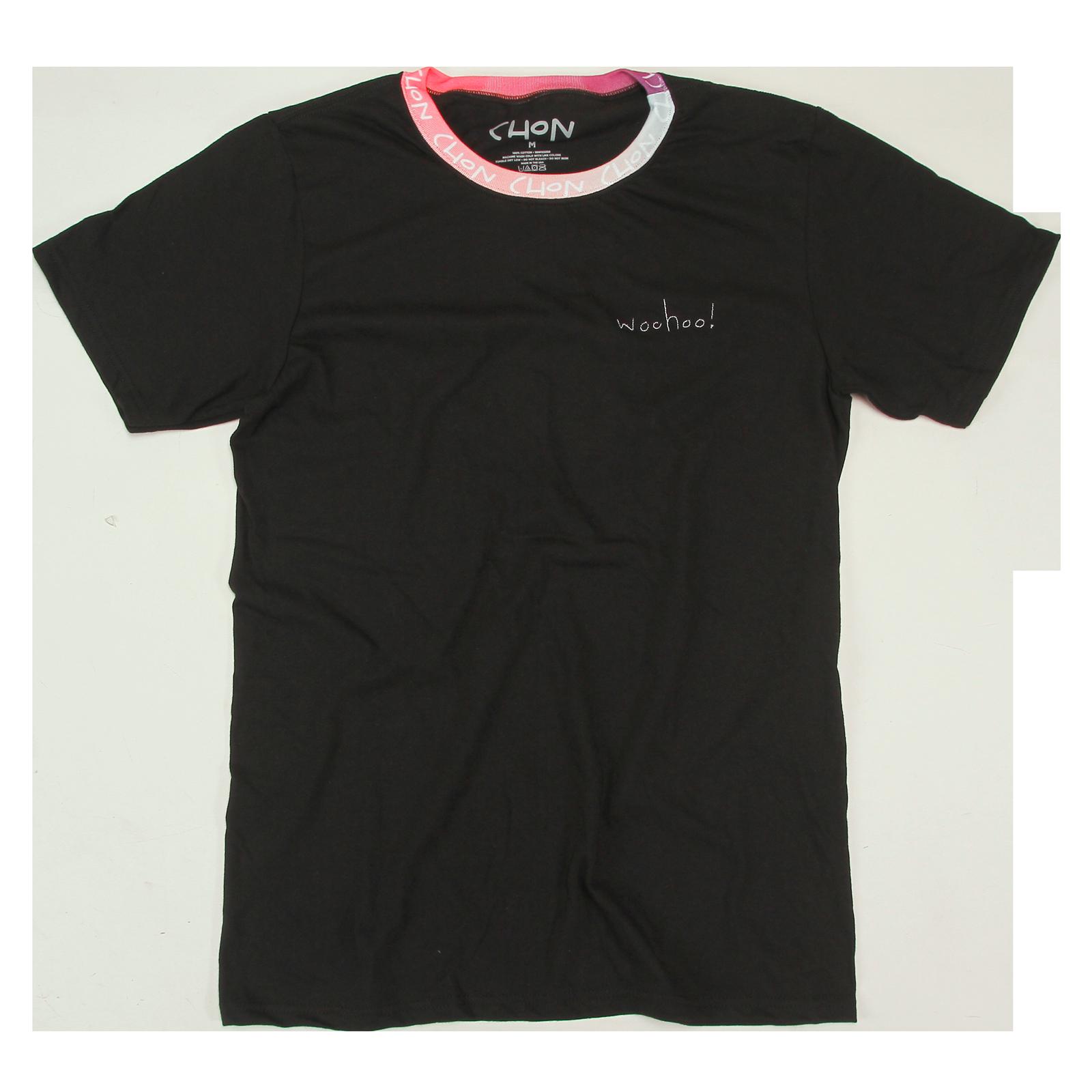 WooHoo! Black T-Shirt