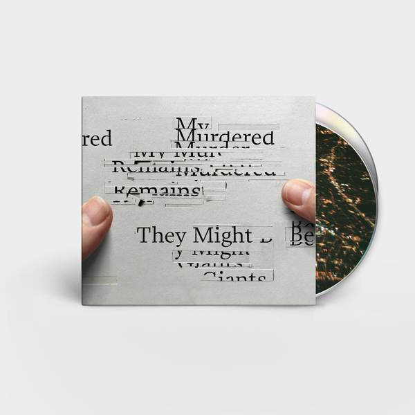 My Murdered Remains CD + Download