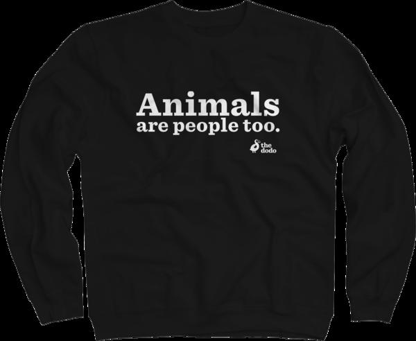 Animals Are People Too Crew