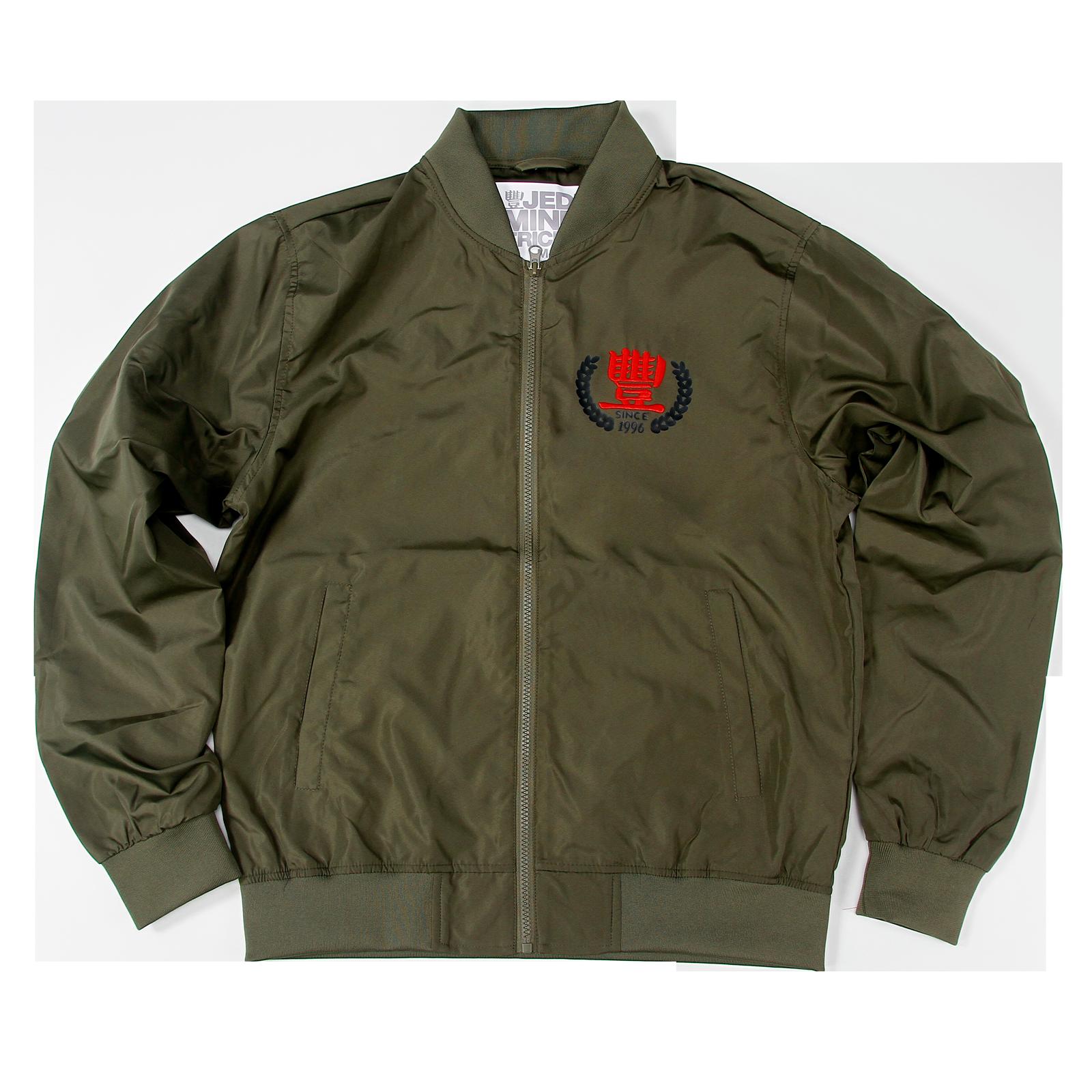 JMT Vintage 96 Lightweight Army Bomber Jacket