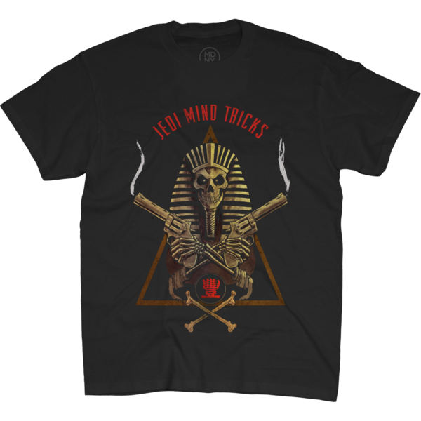 Pharaoh Salute Black T-shirt