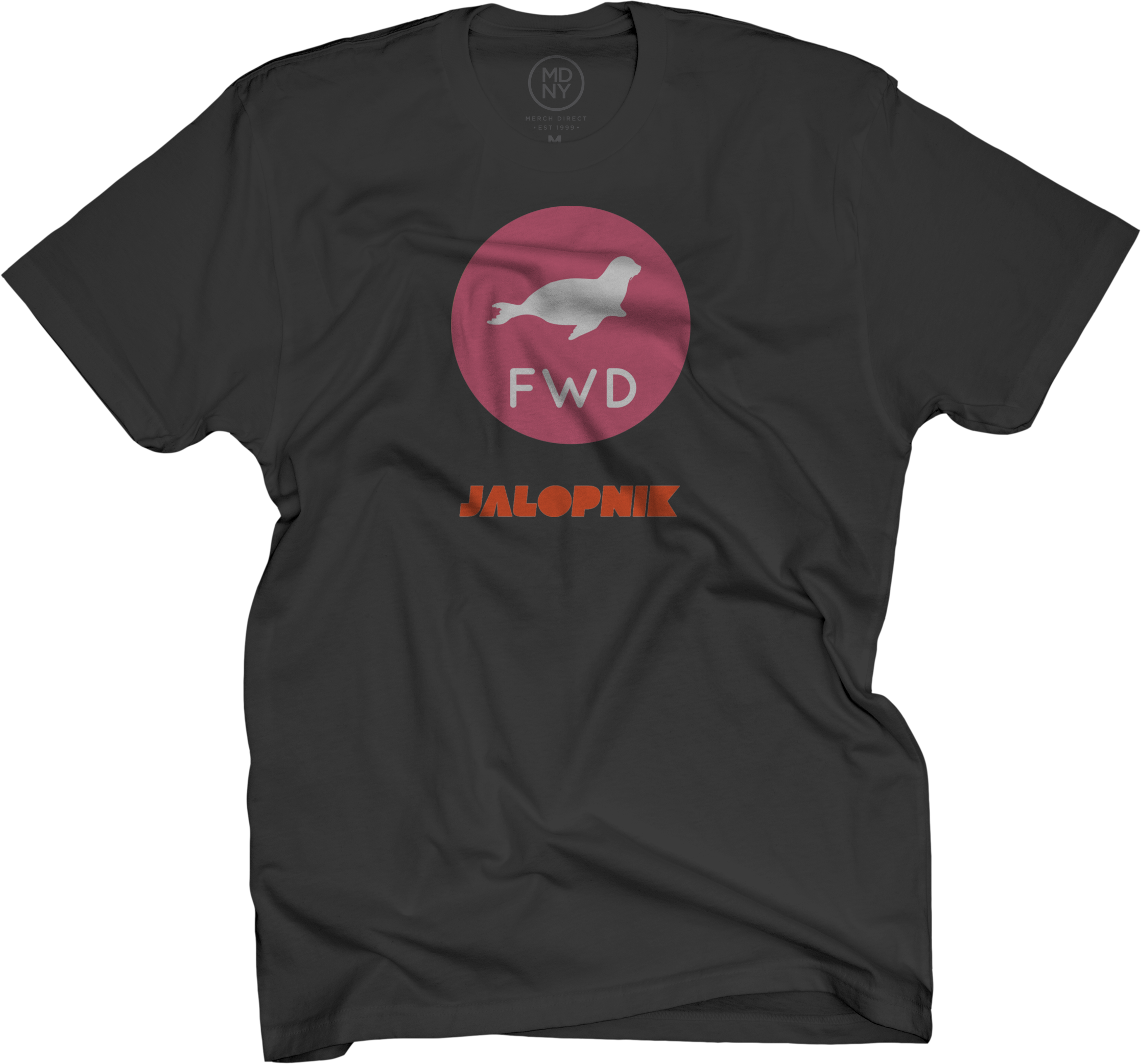 FWD Black T-Shirt