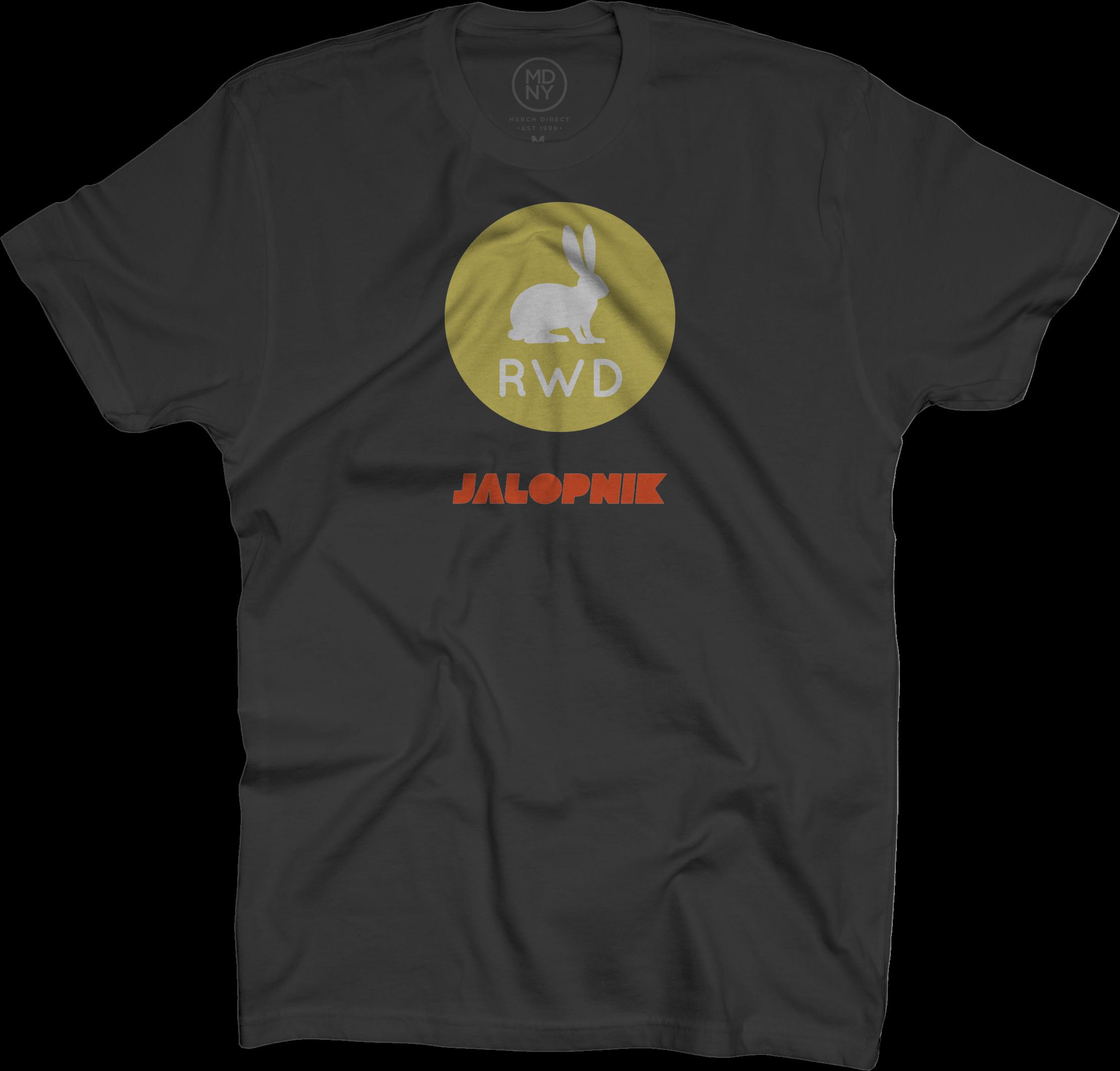 RWD Black T-Shirt