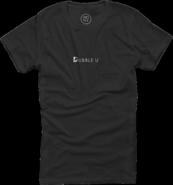 Dubble U™ Womens T-Shirt (Black)