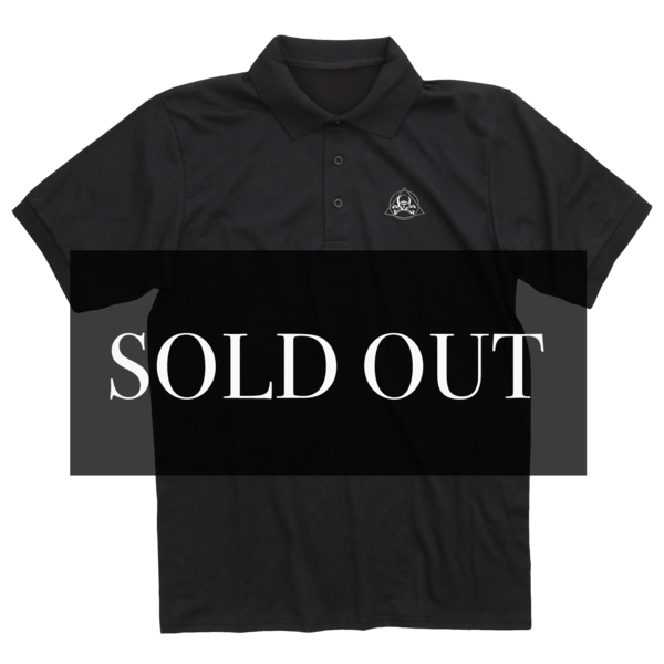St. Vitus Black Polo