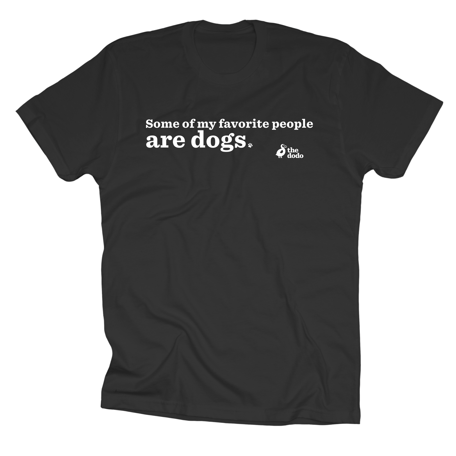Some Of My Fave People Are Dogs Tee