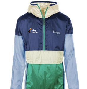 The Dodo + Cotopaxi Teca Half-Zip Windbreaker