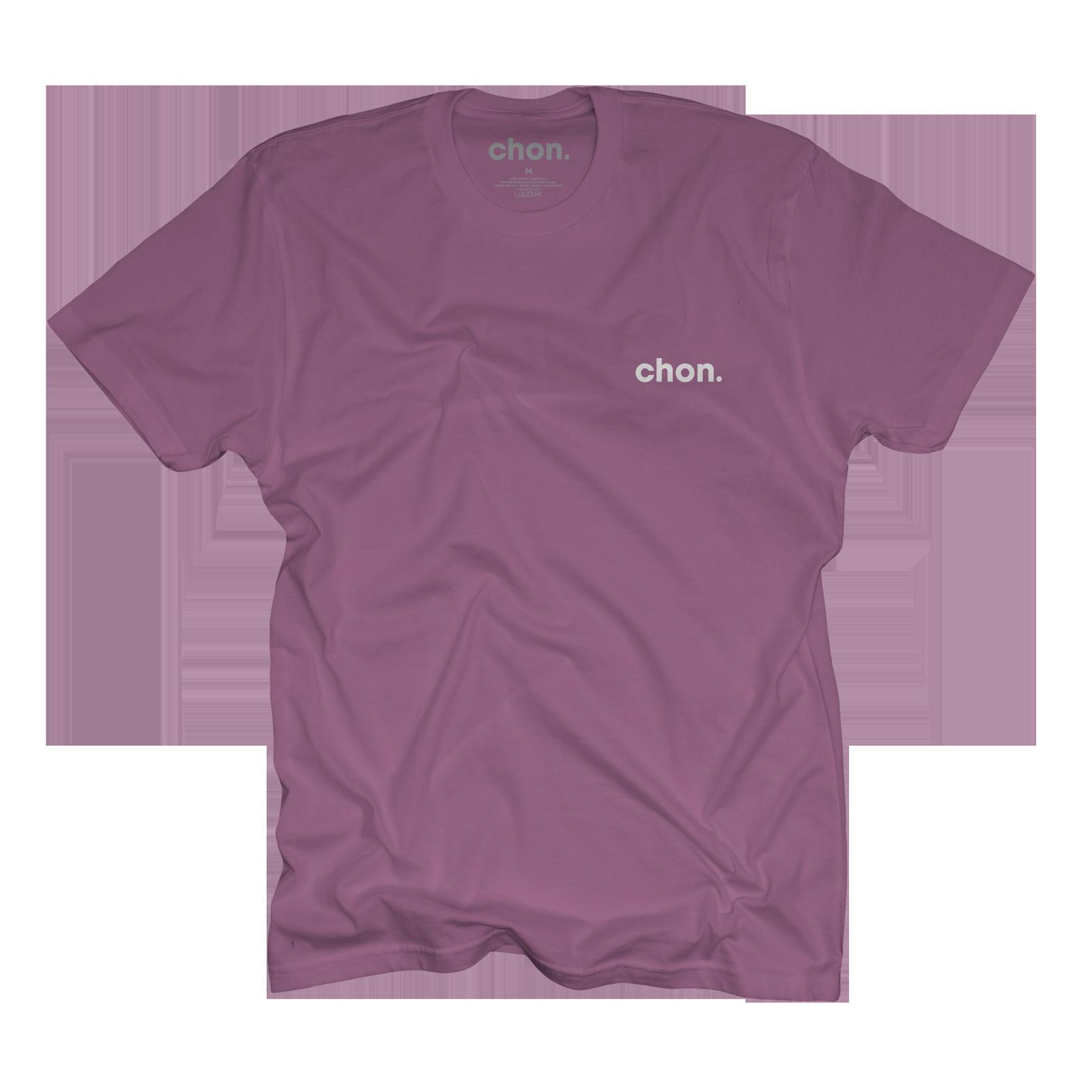 Tracklist Plum T-Shirt