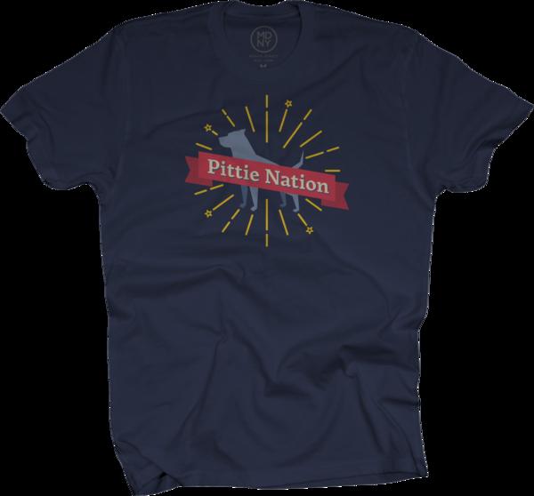 Pittie Nation Tee