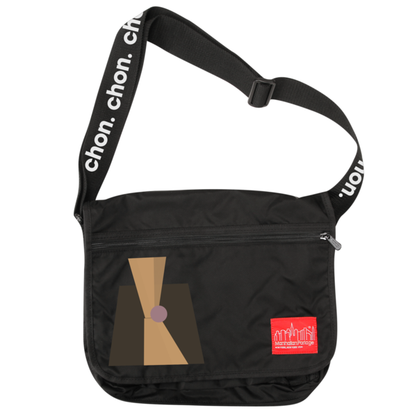 Chon Manhattan Portage Messenger Bag