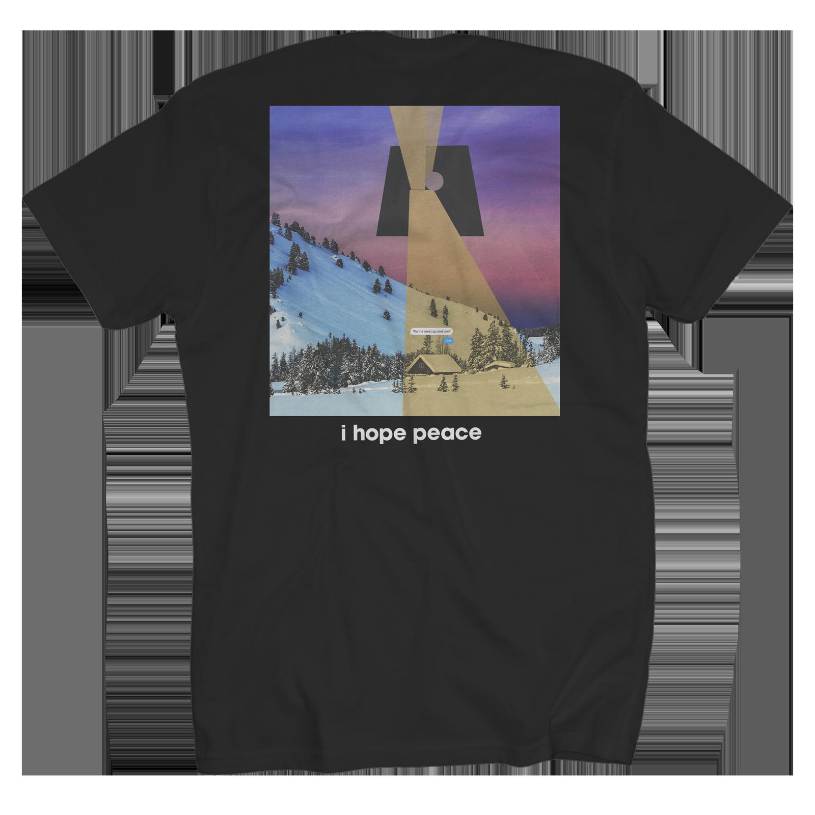 Vinyl LP + Dad Hat + T-Shirt Bundle