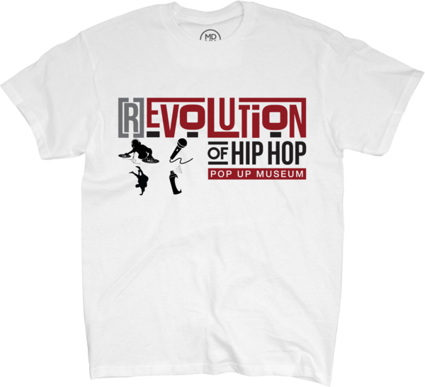[R]Evolution of Hip Hop Pop Up Museum Tee