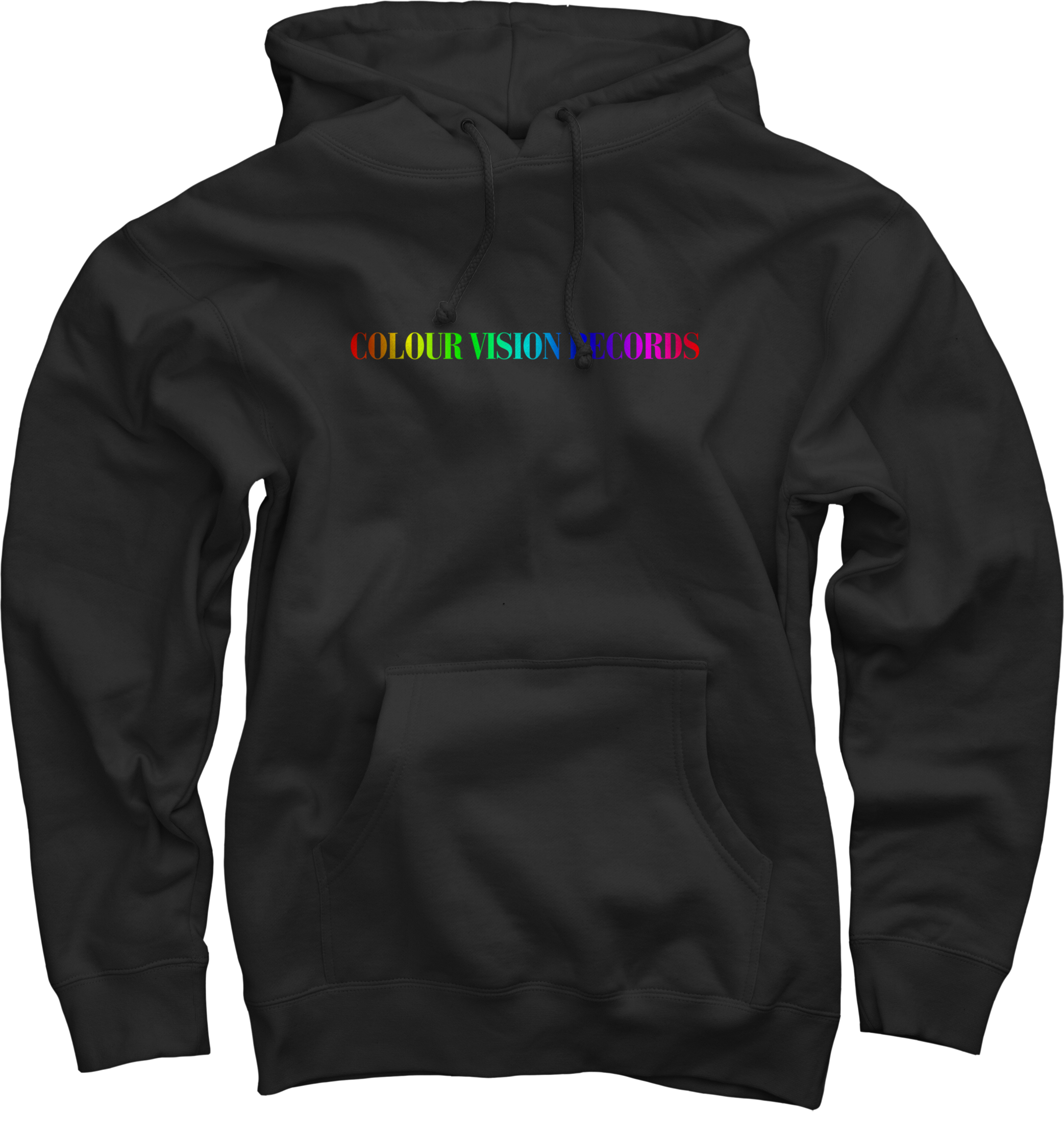 Colour Vision Records Hoodie