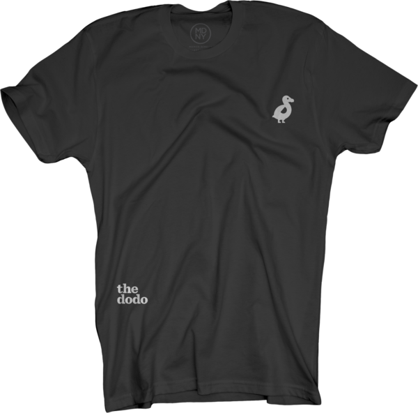 Dodo Friends Tee - Dodo/Black