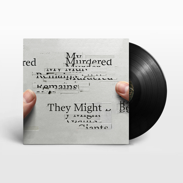 My Murdered Remains LP + Download
