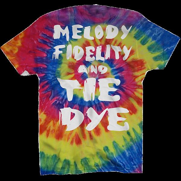 Melody Fidelity Tie Dye